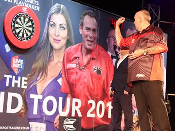 darts at lingfield park