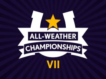 all-weather championships finals day at lingfield park resort surrey