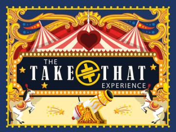 the take that experience at lingfield park resort circus themed race night