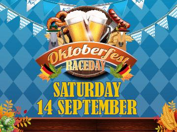 oktoberfest raceday at lingfield park resort saturday 14th september