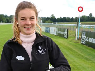 student placement at lingfield park