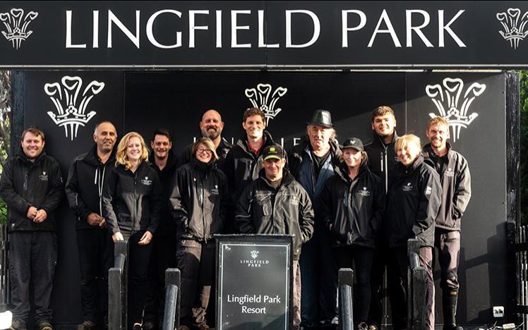Lingfield park groundstaff awards